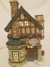 "Dept. 56 - Dickens Village Series - ""Walter Key, Scrivener"" #799913 *Retired*"