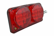 Thin Slim E-marked Stop Light Taillight Motorbike Motorcycle Scooter Trike Quad