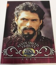 Xena Beauty and Brawn Kevin Smith Tribute Cell Chase Card KS7