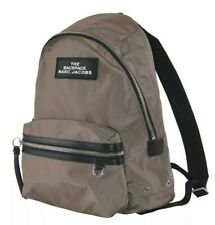 The Backpack Marc Jacobs Women's Sport Large Cement Nylon Backpack NWT $195