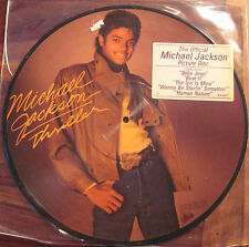 Michael Jackson - Thriller - Vinyl LP Record Album Picture Disc NM Unplayed
