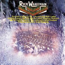 RICK WAKEMAN - JOURNEY TO THE CENTRE OF THE EARTH - LP REISSUE VINYL NEW SEALED