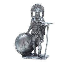 Tin Miniature 54mm Spartan commander. V B.C. Greece 1/32 Scale Figurine