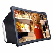 Universal Mobile Phone Screen 3D Amplifier Video Magnifier Bracket Stand Folding