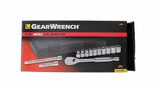 "GearWrench 80558 13 Piece 3/8"" Drive 6 Point Metric Socket Set"