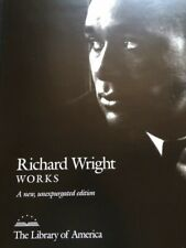 RICHARD WRIGHT. WORKS: A NEW UNEXPURGATED EDITION: PROMOTIONAL POSTER