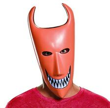 Lock Adult Mask The Nightmare Before Christmas Costume Halloween Cosplay Gift