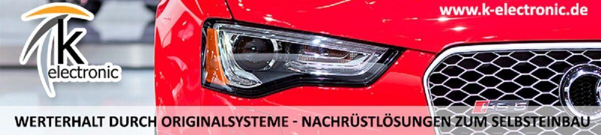 k-electronic GmbH Ⓡ   NACHRÜSTUNGEN