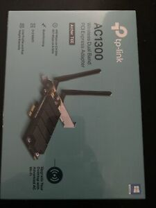 TP-Link Archer T6E AC1300 Wireless AC Dual-Band Network Adapter Card