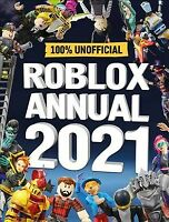 Roblox Annual 2021: 100% Unofficial, Brand New, Free P&P in the UK