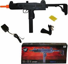 Well Full Auto Airsoft SMG Electric D91 Airsoft gun