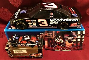 DALE EARNHARDT #3 Goodwrench 1995 RCCA Chevy Diecast 1/24 BW Bank Car 1 of 6000
