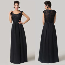 Chiffon Formal Ball Gowns Petite Dresses for Women