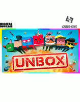 UNBOX Steam Key Pc Game Download Code Global
