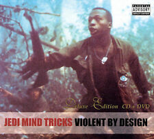 Violent by Design [Deluxe Edition] [PA] [Digipak] by Jedi Mind Tricks (CD, Oct-2005, Babygrande Records)