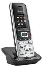 Gigaset S850H Dect-Schnurlostelefon zusatz Mobilteil platin /schwarz E3597