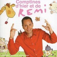 VARIOUS ARTISTS - COMPTINES D'HIER ET DE R'MI NEW CD