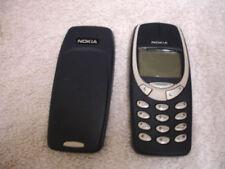 Teléfonos móviles libres azul Nokia con conexión Bluetooth