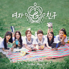 GFRIEND [FLOWER BUD] 2nd Mini Album CD+Foto Buch+Foto Karte K-POP SEALED