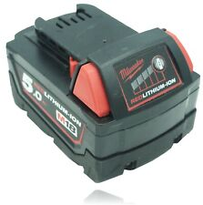 Battery Milwaukee M18 18V 2,6Ah li-ion - Samsung cells