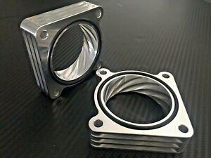 Set of Throttle Body Spacer for Infiniti G37 FX37 M37 EX37  w/  VQ37VHR engine