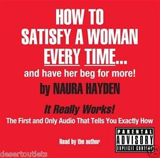 NEW! How to Satisfy a Woman Every Time by Naura Hayden [Audiobook]