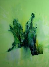 Bright Forest / Acrylic / 36'' x 48''/ Free Shipping