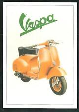 Vespa Piaggio GS - Edizioni Arte IFI - cartolina formato cm 10,3 x 14,8