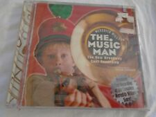 MEREDITH WILLSON'S THE MUSIC MAN (2000, CD) New Broadway Cast Recording - NEW