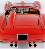 Sports Car Race Built Model Racer Concept Racing F1 18 1 24gp1 12 458 250 GTO488