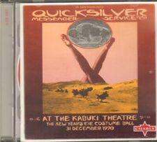 QUICKSILVER MESSENGER SERVICE-2-CD- AT THE KABUKI THEATRE 1970- CHARLY-UK-2007