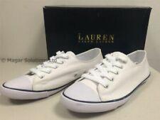 Lauren Ralph Lauren White Trainers for