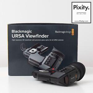 Blackmagic Design URSA Mini 4k & URSA Pro G1 / G2 4.6K EVF Viewfinder #00225_2
