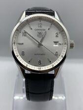 TAG Heuer Carrera Automatic Calibre 5 Men's Watch