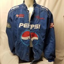 Vintage NASCAR Pepsi # 24 Jeff Gordon Chase Authentics Size 4XL Pre Owned
