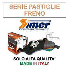 MERCEDES A-Class A150 2005-2012 Anteriore E Posteriore Dischi Freno /& PADS SET solido