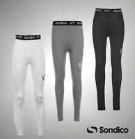 Boys Sondico Compression Core Tights Base Layer Sizes Age 3-13