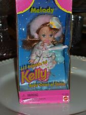 1996 VINTAGE, MELODY LIL FRIENDS OF KELLY BABY SISTER OF BARBIE  #16003