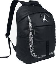 Nike Air Jordan Backpack Laptop Black Elephant Print 9A1685 023 NWT