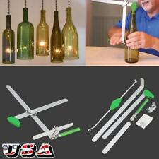 New Diy Glass Wine Bottle Cutter Cutting Machine Jar Kit Machine Recycle Tool Us