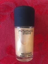 MAC Studio   Nail Lacquer polish - Liquid Pigment -   Gold Pearl