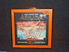 Villa Crespo PC Game ARMADA  For IBM Computers Vintage 1992