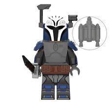 Star Wars Yoda MiniFigure building toy Bo-Katan Kryze Toy For Kids Free Shipping