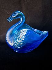 Dugan old Pastel Swan Salt - Celeste Blue