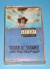 Off the Deep End by Weird Al Yankovic (Cassette, Apr-1992, Volcano 3)