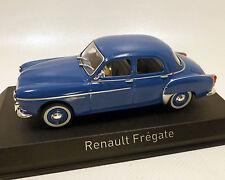 Renault Fregate 1959, azul, NOREV 1:43