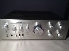 Vintage Kenwood KA-7100 Integrated Amp Stereo