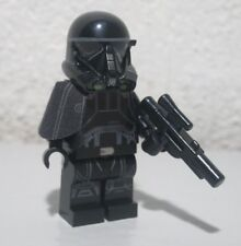 Death Trooper W/ Pauldron Commander 75156 Star Wars Lego Minifigure Figure