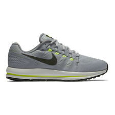 98df2b2894a3 Nike Air Zoom Vomero 12 Grey Black Volt Men Running Shoes SNEAKERS  863762-002 UK