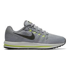 6df8dc5d340f Nike Air Zoom Vomero 12 Grey Black Volt Men Running Shoes SNEAKERS 863762-002  UK